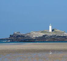 Godrevy Lighthouse by jonshort58