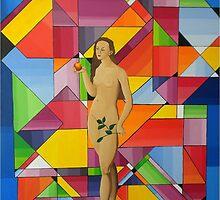 EVA by Sergio  Roffe