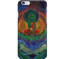 Amoghasiddhi iPhone Case/Skin