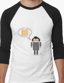 Smart Jazzman Men's Baseball ¾ T-Shirt