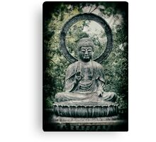 Lotus Moon Canvas Print