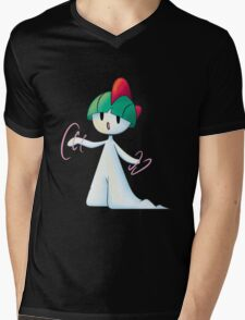 Emotion Pokemon Mens V-Neck T-Shirt