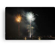 Firework ! Canvas Print