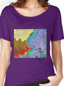 Jagged Edge Women's Relaxed Fit T-Shirt