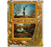 NewYork Spring iPad Case/Skin