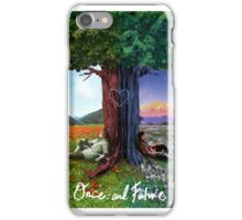Once and Future iPhone Case/Skin
