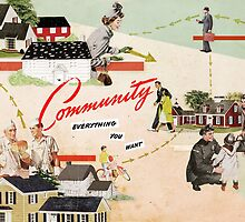 Community, Everything You Want by heatherlandis