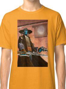 Star wars Bounty Hunter Cad Bane Classic T-Shirt
