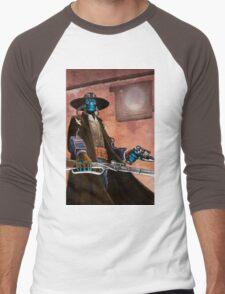 Star wars Bounty Hunter Cad Bane Men's Baseball ¾ T-Shirt