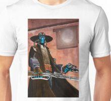 Star wars Bounty Hunter Cad Bane Unisex T-Shirt