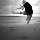 Fly kick  by Becca7
