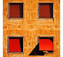 Four windows Photographic Print