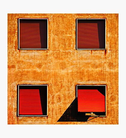 Four windows Photographic Print