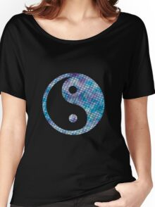 Mermaid Bloom Women's Relaxed Fit T-Shirt
