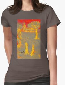 Yellow shadows T-Shirt