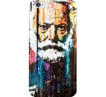 VICTOR HUGO-ABSTRACT iPhone Case/Skin
