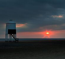 Burnham On Sea LightHouse by Dave Hayward