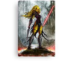 Nautolan Sith Canvas Print