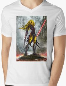 Nautolan Sith Mens V-Neck T-Shirt
