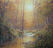 Romantic Woodland by JoeHush
