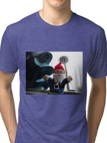 Seattle Gnome Tri-blend T-Shirt