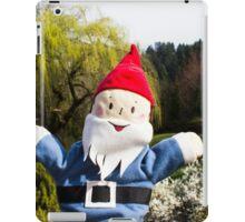 Landscape Gnome iPad Case/Skin