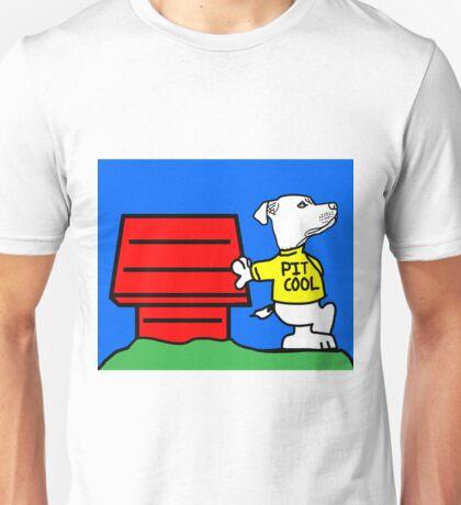 PIT COOL PIT BULL LOGO BY URB SUB Unisex T-Shirt