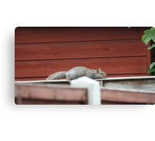 IM SO TURED I NEED TO LIEDOWN Canvas Print