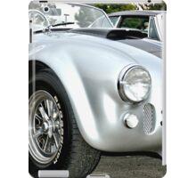 Classic Cobra Hot Rod iPad Case/Skin