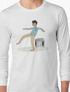 Dancing to the Music Long Sleeve T-Shirt