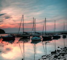 Stillwater Sailing by Chris Cherry