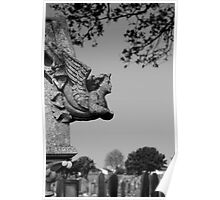 Mount Jerome cemetery Poster