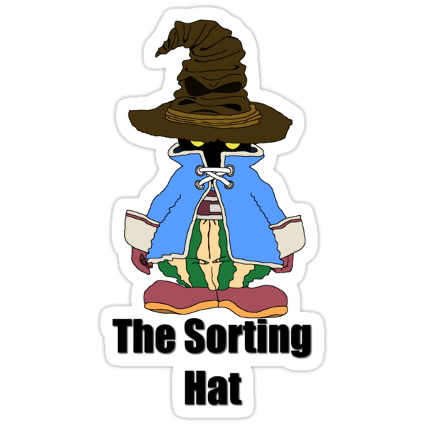 Vivi's Sorting Hat by schealey