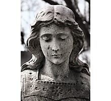 Angel Face Photographic Print