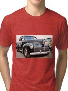 Classic Black Studebaker Tri-blend T-Shirt