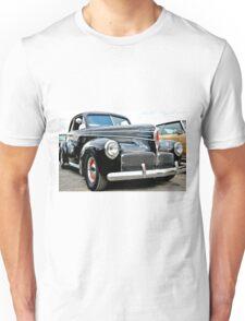 Classic Black Studebaker Unisex T-Shirt