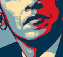 Obama 2012 Election Poster T-Shirt Sticker
