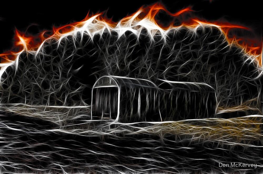 Hellfire Barn by Den McKervey