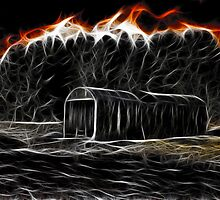 Hellfire Barn by Den McKervey