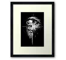 Sight Abstract Framed Print