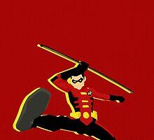 Robin III by rawraynex