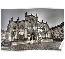 St. Giles Cathedral Poster
