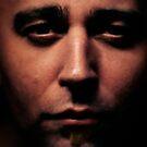Deeper Eyes - Henrik Malmborg Self Portrait IV by Henrik Malmborg