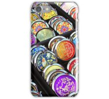 Compact mirrors iPhone Case/Skin