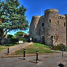 Ypres Tower - Rye by brianfuller75