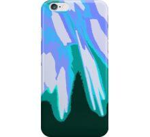 Explosion-Blue iPhone Case/Skin