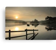 Knapps Loch Canvas Print