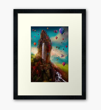 The Festival of Hin Chang Tor Framed Print