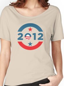 Obama 2012 Election T-Shirt Women's Relaxed Fit T-Shirt