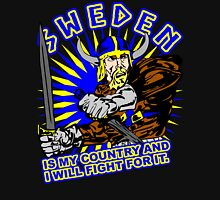 Sweden Is My Country Unisex T-Shirt